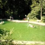 Schwimmbasin